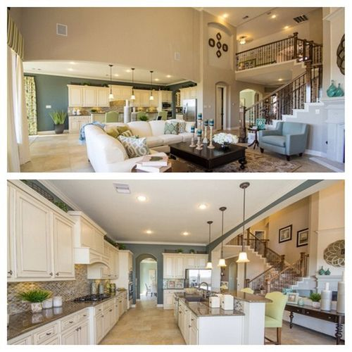 New Homes Decorated Models: 60 Best Decorated Model Homes Images On Pinterest