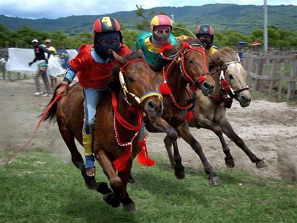 'Main Jaran', Olahraga Tradisional Sumbawa