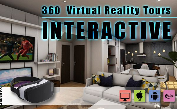 Must-Have #interactive  #Interior #virtual #reality App developer by Yantram virtual reality companies Florida, USA