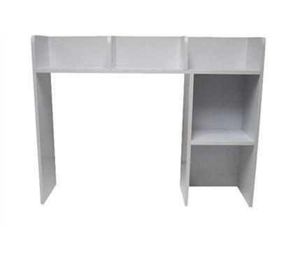 Dorm Organizer - Classic Dorm Desk Bookshelf - Storage