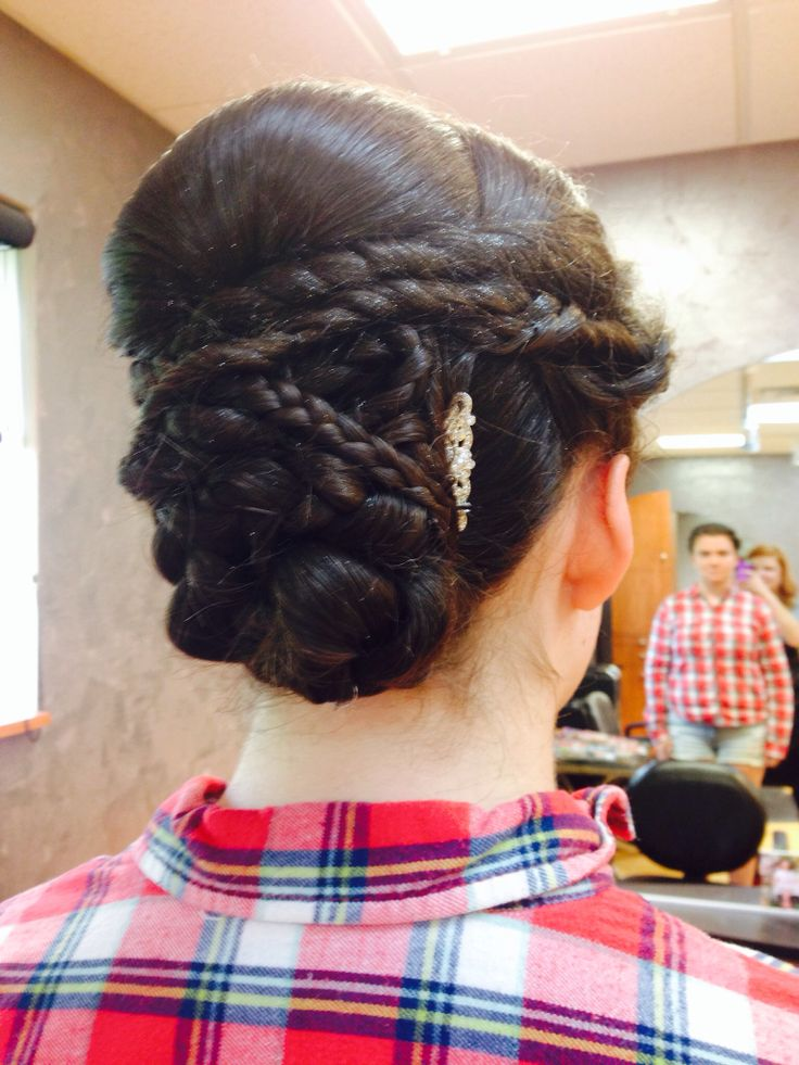 Prom updo | Updo hairstyles :) | Pinterest
