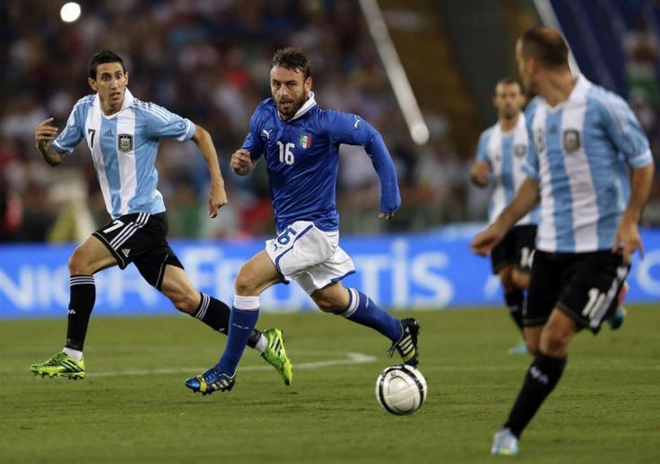 Argentina vs Italy - Friendly | Betting Preview | Tips