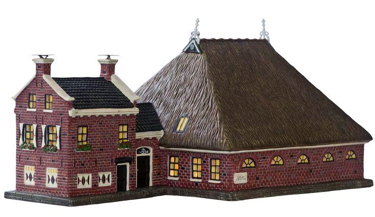 Friese Kop Hals Romp Boerderij - Dickensville Elfsteden - Ijlst
