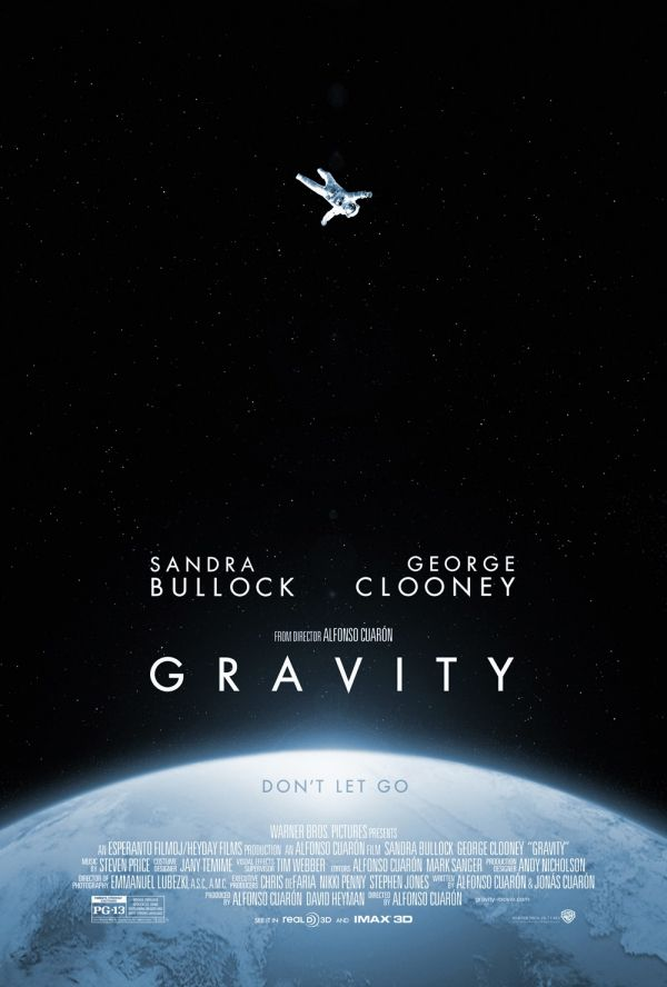 #gravity SF movie would be divided into before and after Gravity. Technically speaking, this movie might not be SF