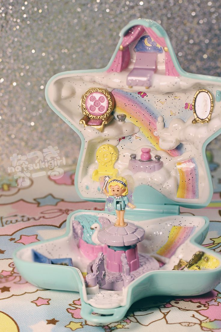 Peachie, natsukigirl: Fairy Wishing World - Polly Pocket...