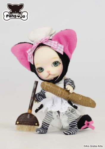 Pang-ju Jambu pang Groove cat mini ball jointed doll animal BJD in USA