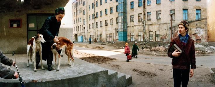 St. Petersburg 1993- Jens Olof Lasthein