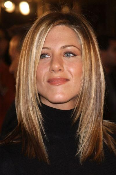 Frisuren Jennifer Aniston Frisuren Pinterest Jennifer Aniston