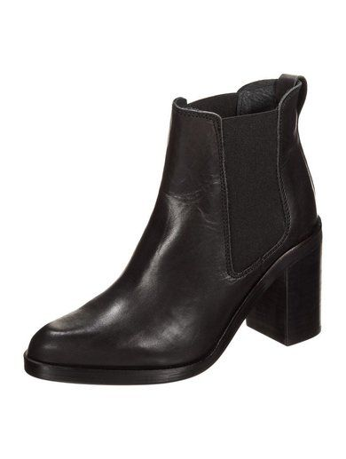 Topshop MISSILE Ankle boot czarny