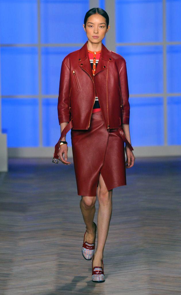 New York Fashion Week- HarpersBAZAARES