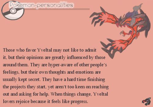 pokemon-personalities:#717, Yveltal