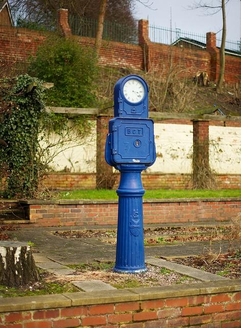 Bundy Clock, Walsall Arboretum