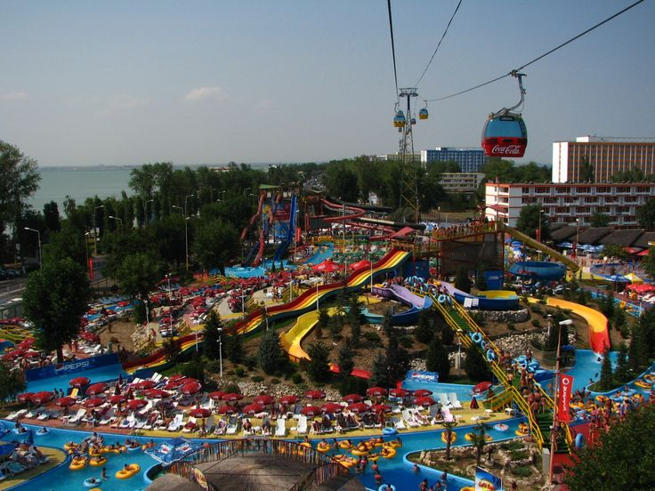 Aqua Magic/Romania (the biggest aqua park in the country)
