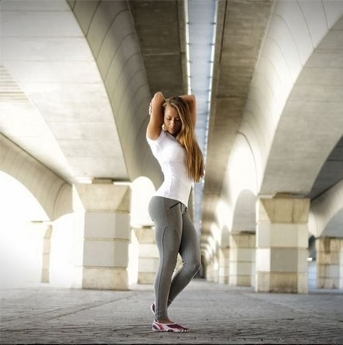 Sandra Prikker / HD BODY - High Definition Lifestyle
