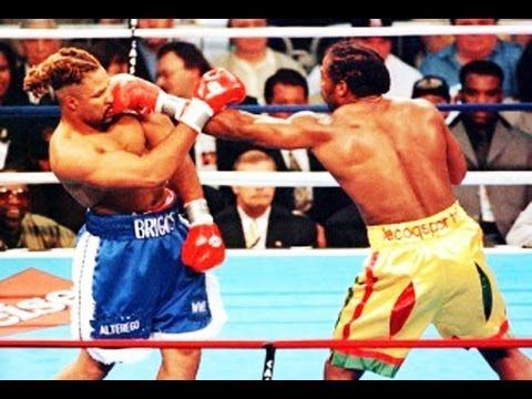 Lennox Lewis vs Shannon Briggs (Highlights) - YouTube