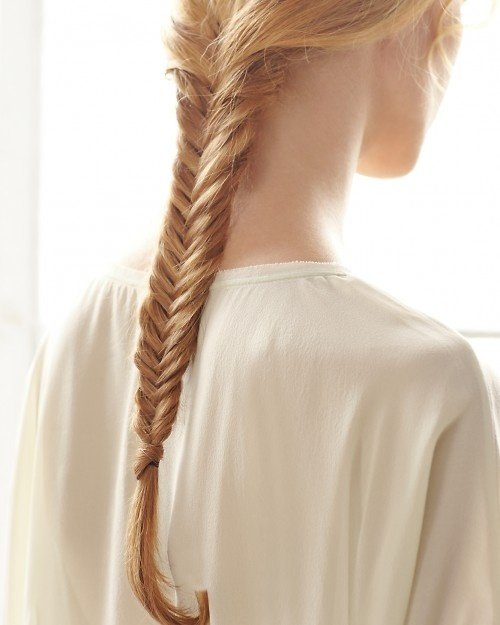 Learn a basic fishtail braid, plus variations with our how-to videos