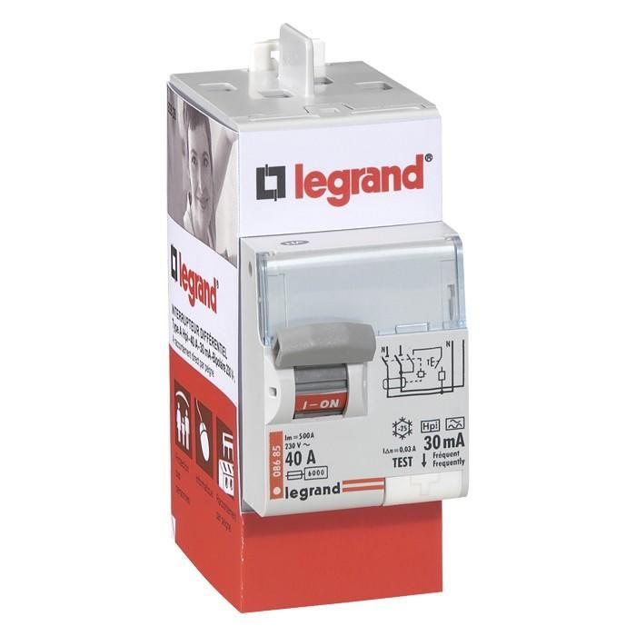 Nf C 15 100 Proteger Les Personnes Avec Des Interrupteurs Differentiels Interrupteurs Legrand Branchement Electrique