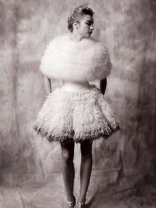 {Look de mariée} 10 robes de mariée extravagantes - Robe Laurent Kapelski