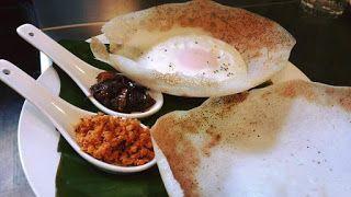 London Pop-ups: The Sri Lankan Street Food Supper Club at Printworks Kitchen in Farringdon - Fri 20th