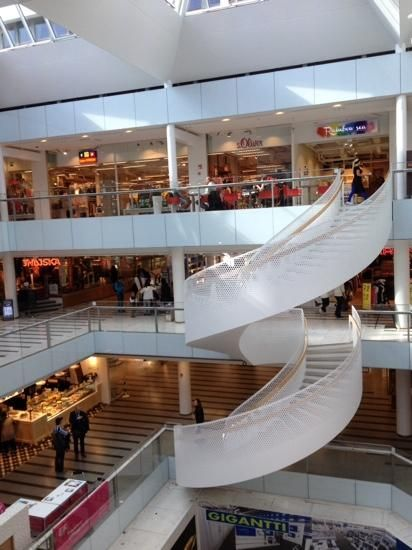 Forum Shopping Center - Helsinki, Finland
