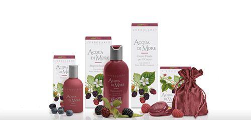 Acqua Di More Parfüm illatcsalád Lerbolario Naturkozmetikumok Magyarország