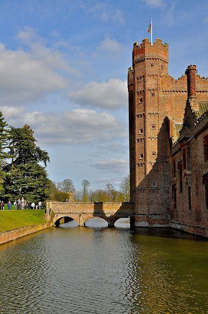 Oxburgh Hall, Norfolk, England