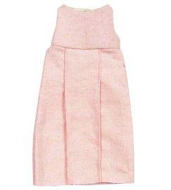 Maileg Wollen jurk roze voor konijn Mega | Maileg kleertjes mega konijn | Villa Hoera