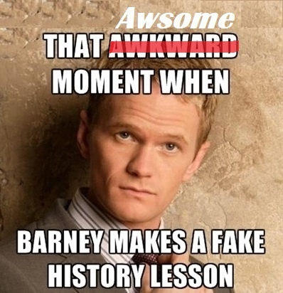 67 best GUYS Itu0027s gonna be legendary images on Pinterest Ha - barney stinson resume