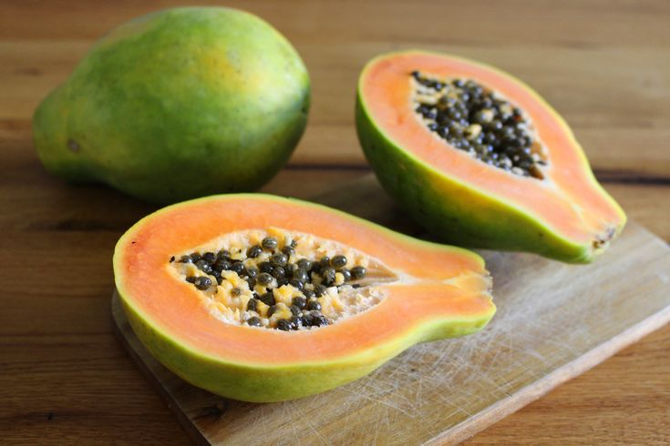SUPERFOODS: DIE PAPAYA