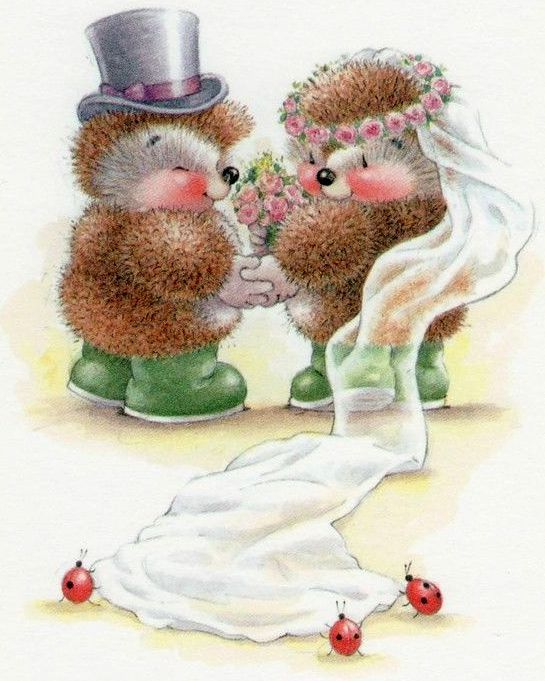 Поздравление с годовщиной свадьбы зайка