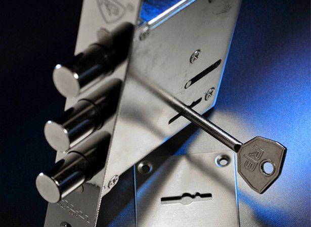 Details About Deadbolt Door Lock Bump Pick Drill Proof