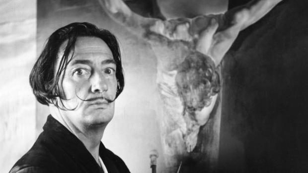 Frases de Salvador Dalí - Nicboo