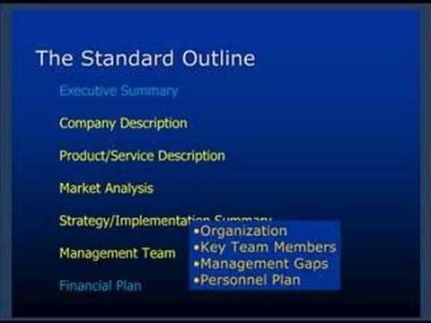 Mer Enn  Bra Ideer Om Business Plan Outline P