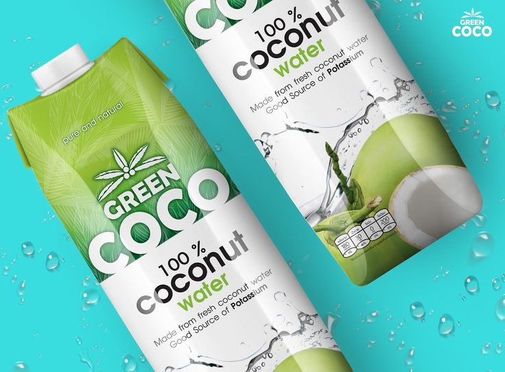 Creative Agency: Decode of Art  Project Type: Produced, Commercial Work  Location: Bangkok, Thailand  Packaging Contents: Coconut Water  P...