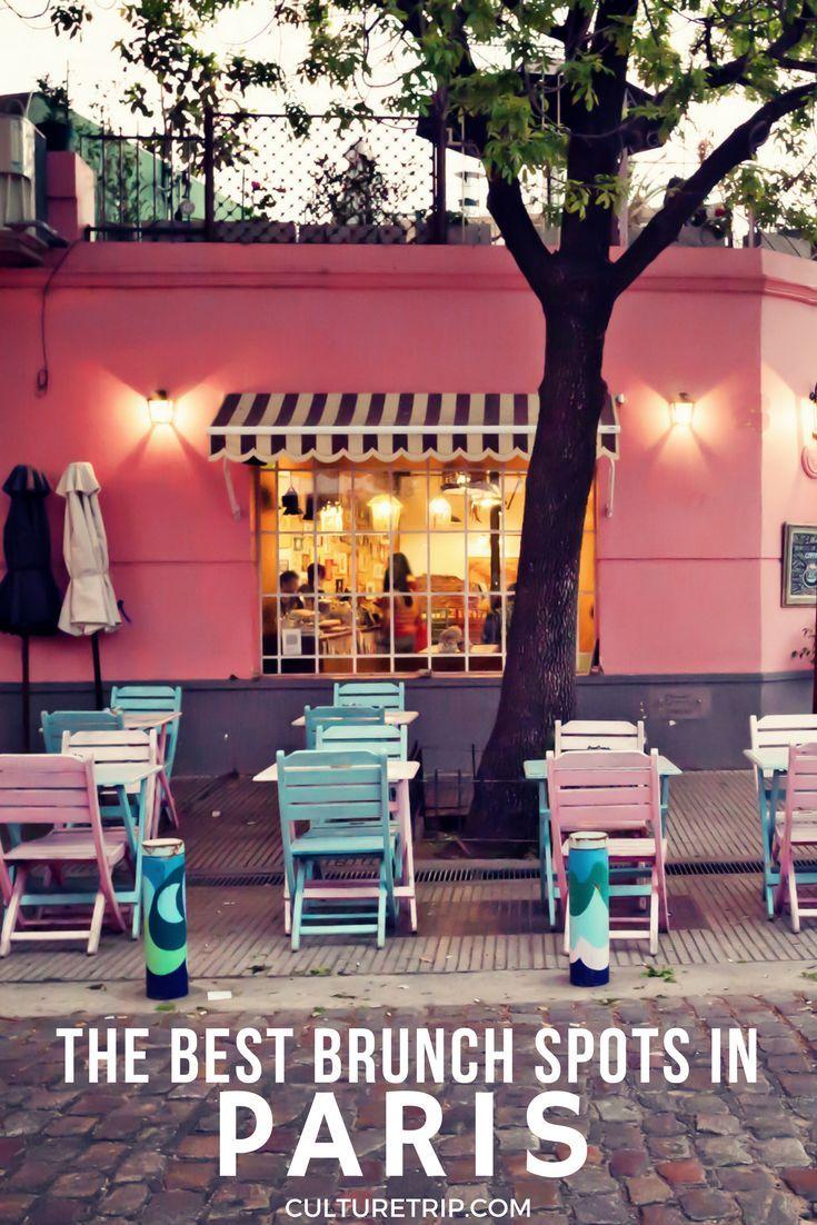 The 10 Best Brunch Spots In Paris|Pinterest: @theculturetrip