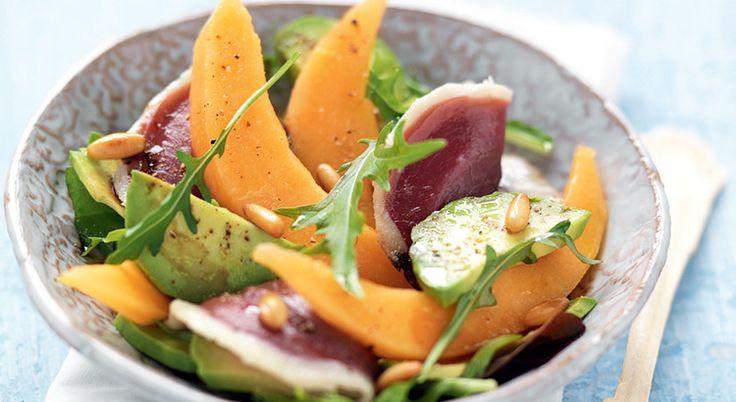 Les 50 meilleures images du tableau salades entr es for Entrees froides rapides