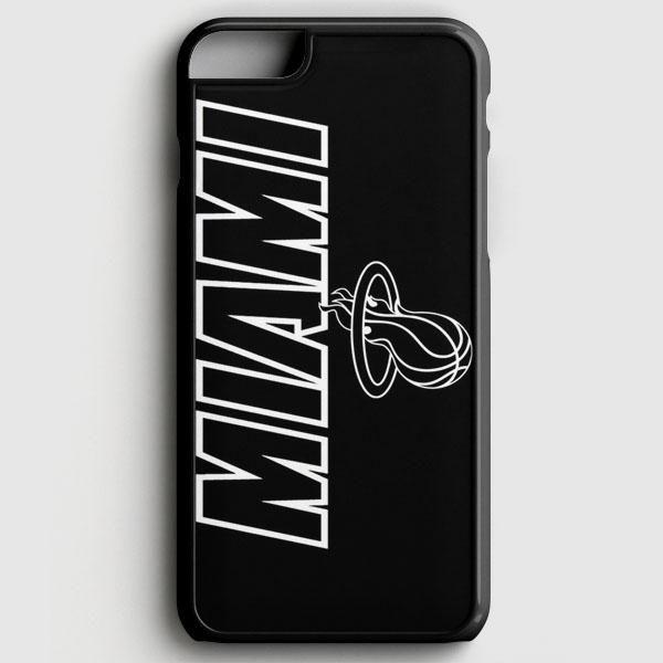 Miami Heat Logo iPhone 6/6S Case