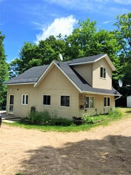 Beautiful Family Friendly Bray Lake in Machar Township - South River Cottage for Sale - FS-22662
