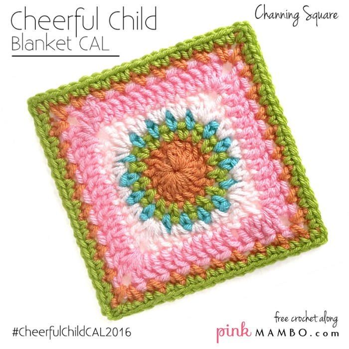 334 best granny squares images on pinterest crochet blocks cheerful channing granny square granny square crochet patterncrochet fandeluxe Images