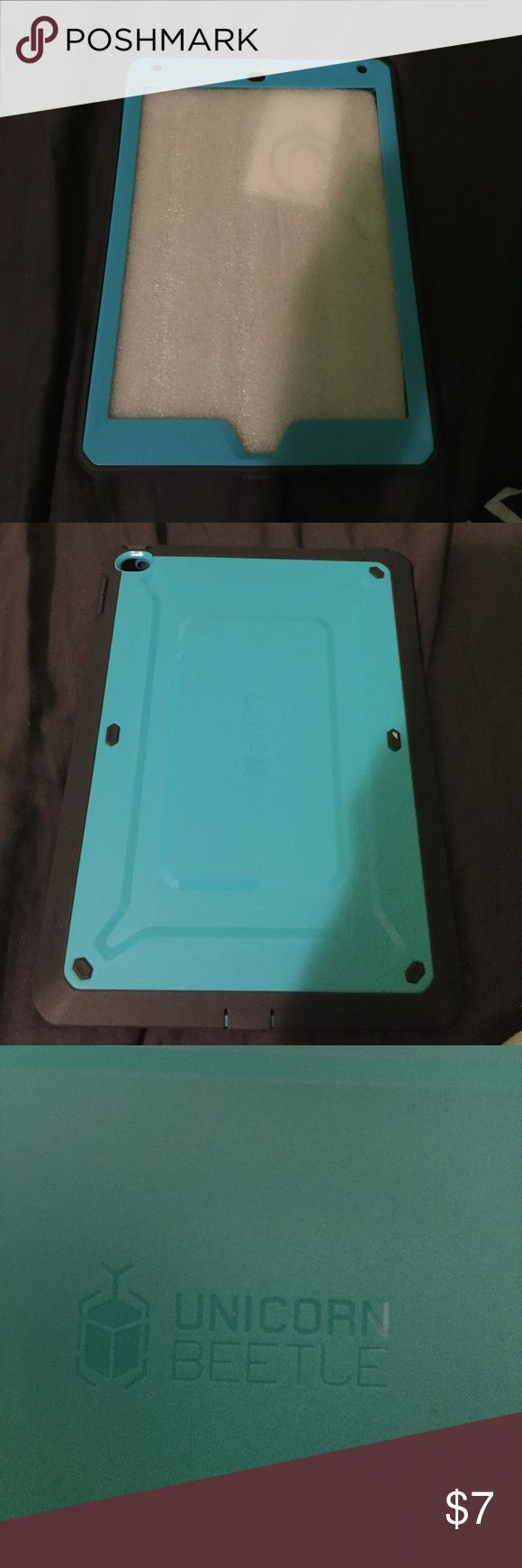 I pad air case Blue I pad air case Brand New unicorn beetue Other