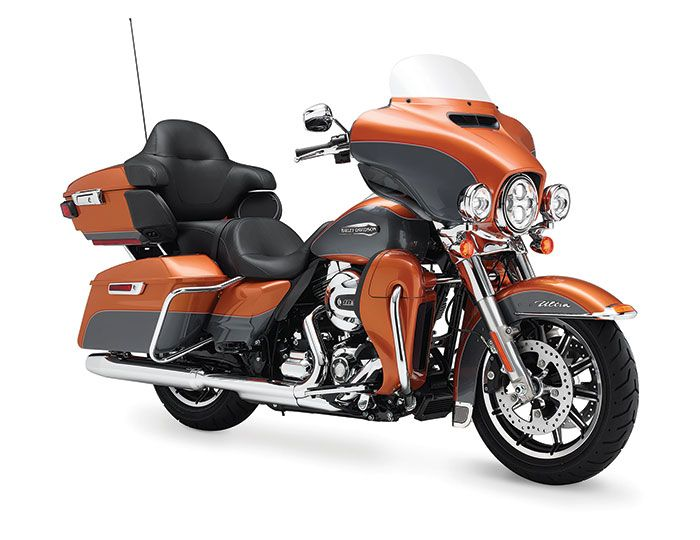 2015 Harley-Davidson FLHTCUL Electra Glide Ultra Classic Low Review