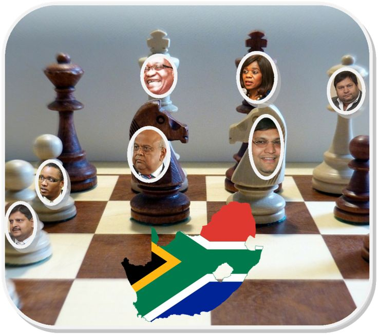 Fascinating News: South Africa captured by foreign businessmen