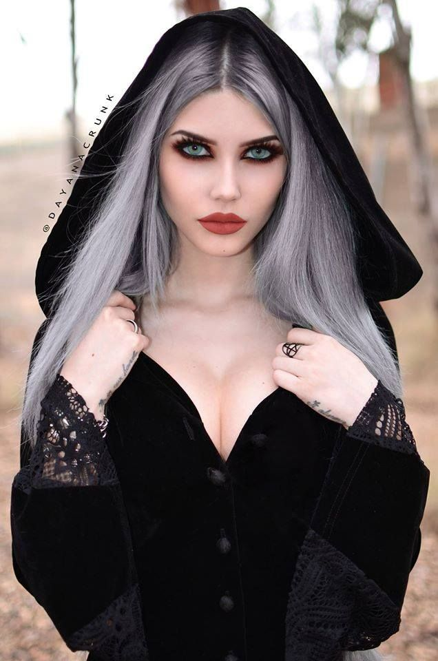 Gothic and Amazing — Model: Dayana Crunk Dress: Devilnight Welcome to...