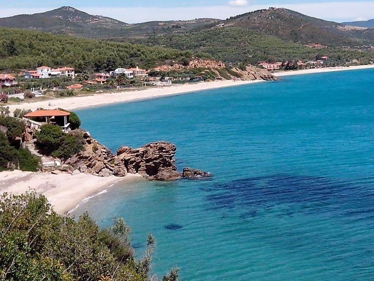 Salonikiou Beach
