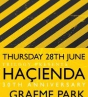Hacienda Tour @ Trilogy with Graeme P. & Peter H.  Dubai | 28/06/2012  Dear all, what can we say to welcome one of the most legendary and important clubs in dance music history from Manchester UK , the legendary HACIENDA 30th anniversary tour ...
