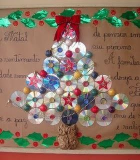 M s de 25 ideas fant sticas sobre decoraciones de puertas for Ideas decoracion navidad colegio