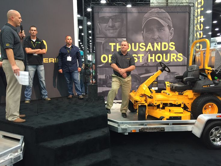 Cub Cadet introduces Pro Z Series commercial mowers