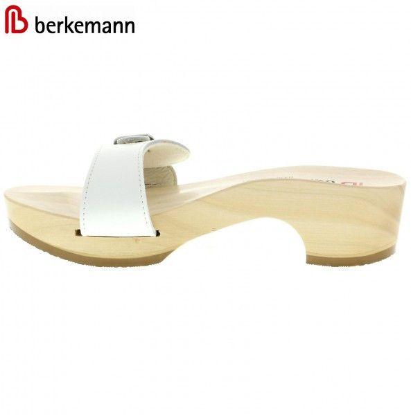 Berkemann Hamburg Elegant Wooden Sandals - Available in 4 Colors