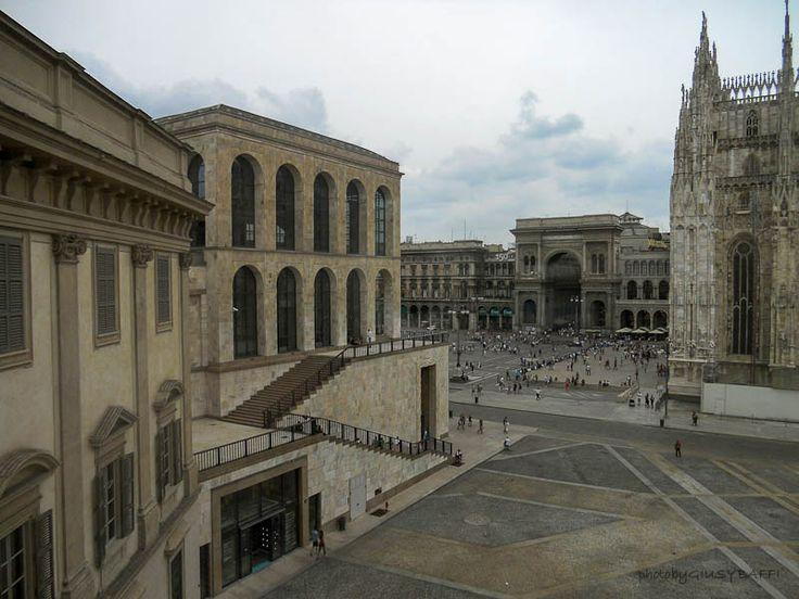 Piazza Duomo Photo by GiusyBaffi ©
