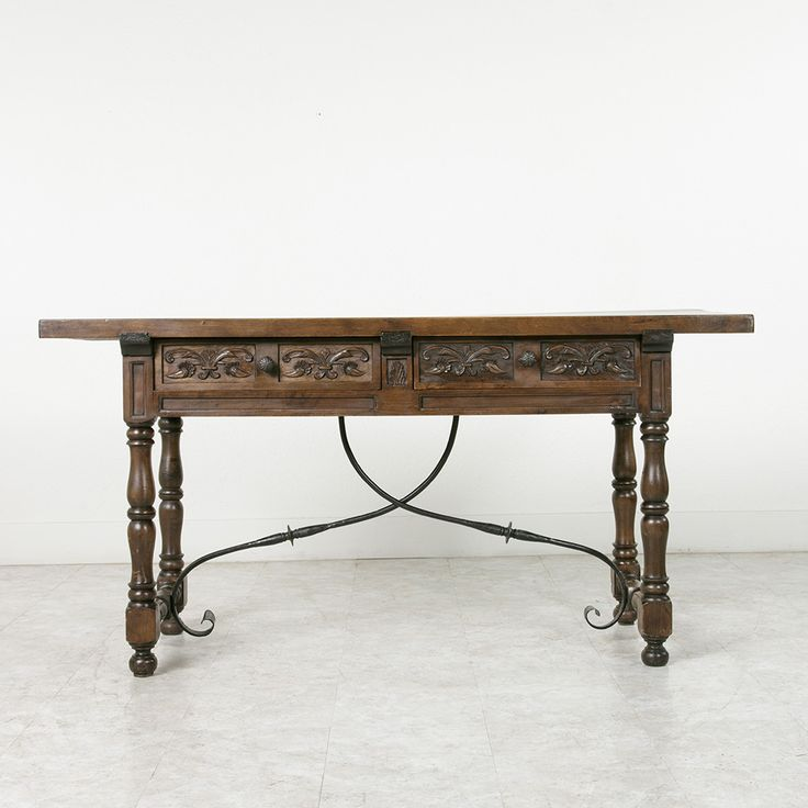 Spanish Style Console Table More